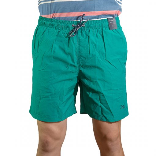 Short de Baño Hombre Verde Legacy SHO-H-88