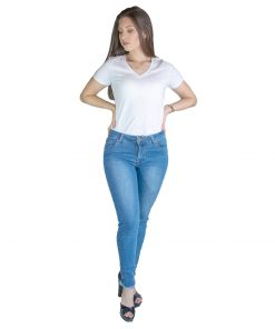 Jeans Damas Celeste Wanna JEA-M-50