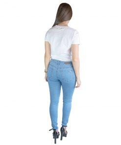 Jeans Damas Celeste Wanna JEA-M-52
