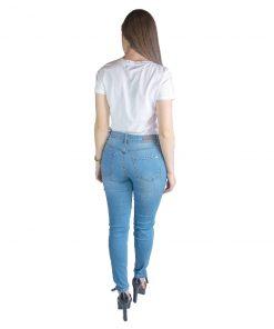 Jeans Damas Celeste Wanna JEA-M-53