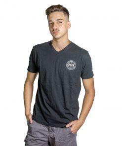 T-Shirt Hombre Negro Oxx-Absolut RHU-181