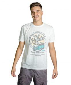 T-Shirt Hombre Blanco Seven RHU-184