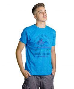 T-Shirt Hombre Azul Seven RHU-187