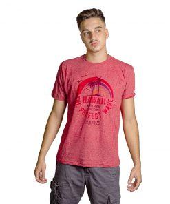 T-Shirt Hombre Rojo Seven RHU-189