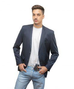 Blazer para Hombres Azul Adam Tilor BLE-H-8