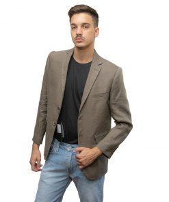 Blazer para Hombres Christian Bordeaux BLE-H-14