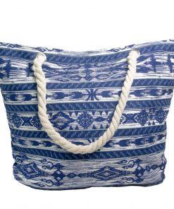 Bolsos Dama de Playa Azul CAR-D-38