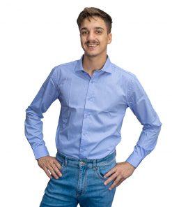 Camisa Hombre Violeta Claro Oxx-Absolut CAM-H-112