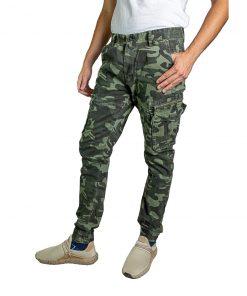 Pantalón Cargo Hombre Militar Oxx-Absolut CAG-07