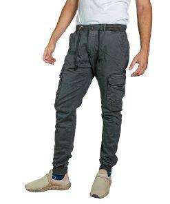 Pantalón Cargo Hombre Gris Oxx-Absolut CAG-11