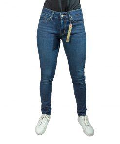 Jeans Damas Azul Marino Skinny 711 Levi´s LEV-D-21
