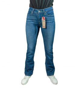 Jeans Damas Azul Marino Bootcut 715 Levi´s LEV-D-22