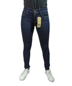 Jeans Damas Azul Marino Super Skinny 710 Levi´s LEV-D-23