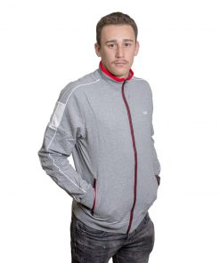 Campera Hombre Deportiva Gris Oxx-Absolut CDH-145