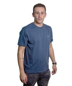 T-Shirt Hombre Azul Legacy RHU-216