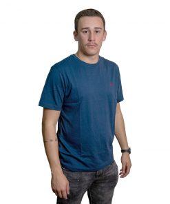 T-Shirt Hombre Azul Marino Legacy RHU-218
