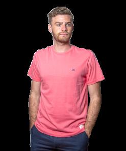 T-Shirt Hombre Rosa Legacy RHU-252