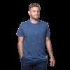 T-Shirt Hombre Azul Legacy RHU-253