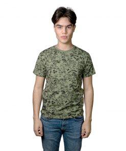 T-Shirt Hombre Verde Legacy RHU-265
