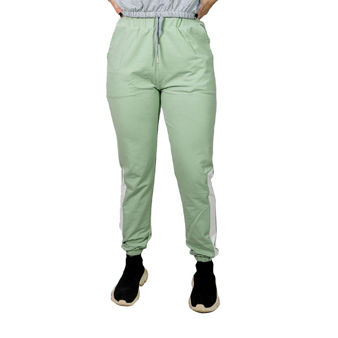 Pantalón Dama Deportivo Verde Seven PAN-D25