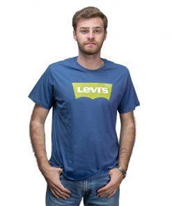 T-Shirt Hombre Azul Levi´s RHU-290