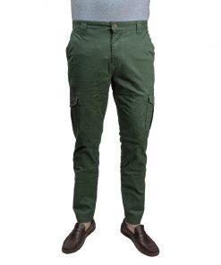 Pantalón Hombre Cargo Skinny con spandex Legacy PAN-LE-8