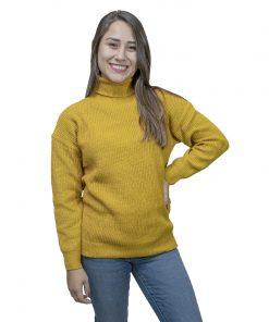 Polera Dama Amarillo Wanna POL-05