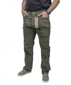 Jeans Hombre Verde Pana Levi´s 511 JEH-39