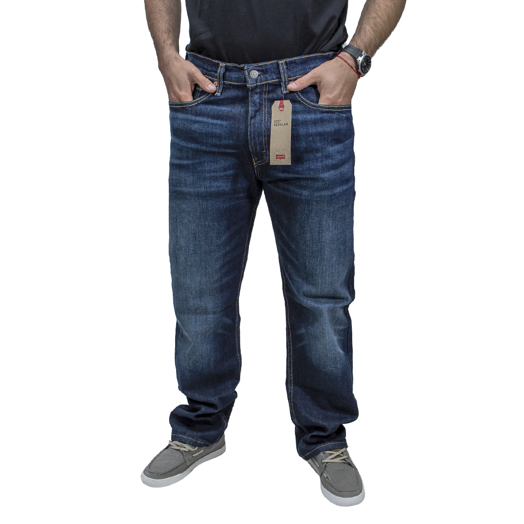 Jeans Hombre Azul Levi´s 505 JEH-41