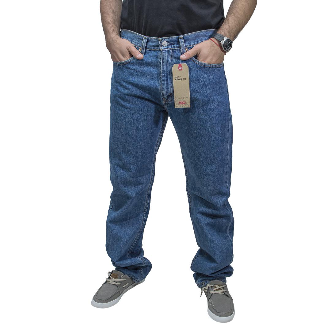 Jeans Hombre Azul Levi´s 505 JEH-45
