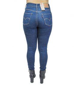 Jeans Damas Azul Levi´s 720 High-Rise Super Skinny LEV-D-30