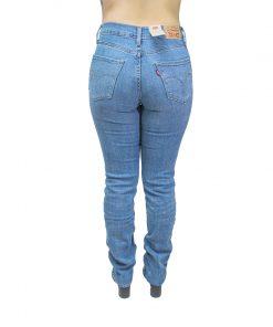 Jeans Damas Azul Levi´s 724 High-Rise Straight LEV-D-29