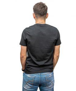 T-Shirt Hombre Negro Levi´s RHU-320