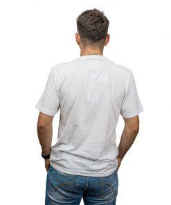 T-Shirt Hombre Blanco Legacy RHU-306