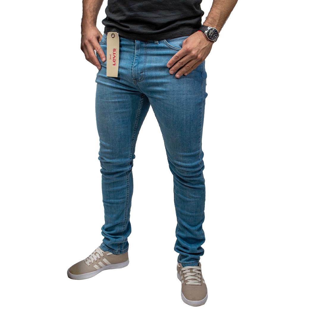 Jeans Hombre Celeste Levi´s 510 JEH-55