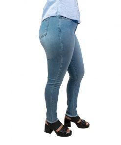 Jeans Damas Wanna Celeste JEA-M-61