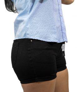 Short Jeans Dama Negro Wanna SHO-D-02